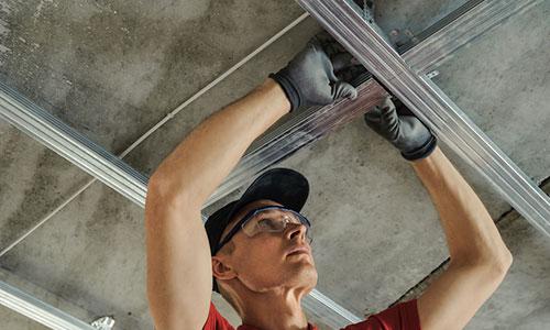 CARTONGESSO E FIBRA MINERALE : Cartongesso per pareti e controsoffitti per qualsiasi lavoro di ristrutturazione e nuovo.