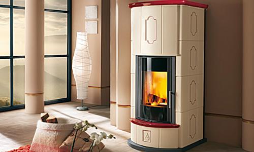 Caminetti stufe a pellet e legna - Stufe a legna per cucinare e riscaldare ...