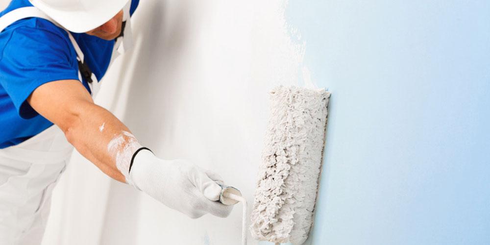 Vernici, pitture murali per interni ed esterni