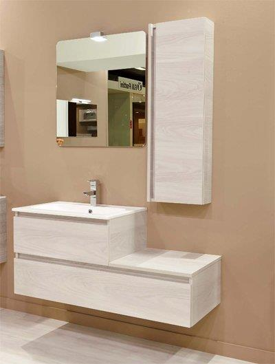 Mobile bagno  comp. 468 by Mobilduenne