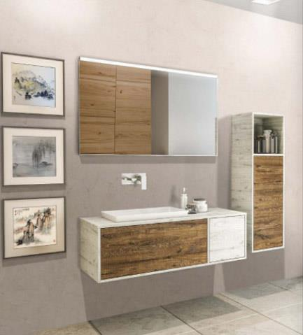 by Mobileduenne serie Architectural Bathrooms