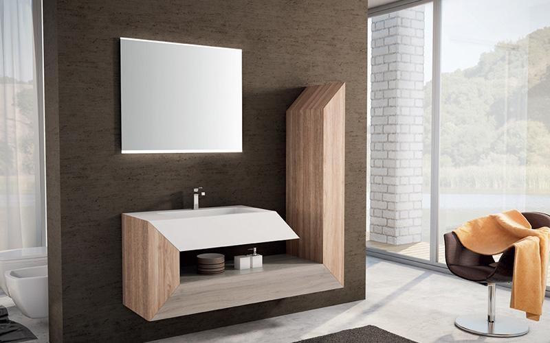 by Mobilduenne serie Architectural Bathrooms